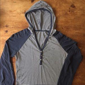 Vineyard Vines Hoodie Long Sleeve Sweatshirt Navy